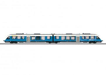 Marklin 37717 - Nahverkehrs-Triebwagen LINT B