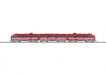 Marklin 39622 - Diesellok F7 ABA Coca Cola
