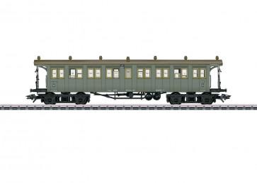 Marklin 42144 - Plattformwage C4 K.W.St.E.
