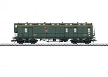 Marklin 42292 - Schnellzug Postwagen K.W.St.E