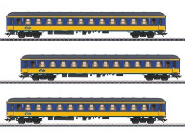 Marklin 42904 - Schnellzugwagen-Set NS