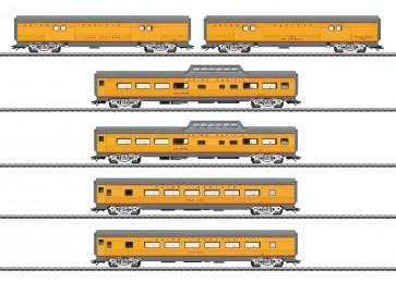 Marklin 43617 - Personenwagen-Set, 6 Wagen, U_02