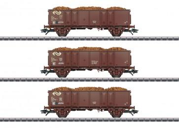 Marklin 46019 - Güterwagen-Set NS