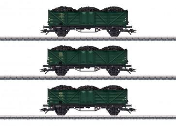 Marklin 46029 - Güterwagen-Set SNCB