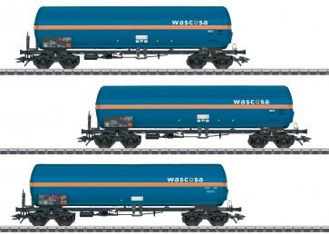 Marklin 48488 - Druckgaskesselwagen Wascosa
