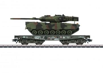 Marklin 48793 - Schwerlastwagen m.Leo BW