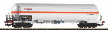 Piko 58973 - Druckgaskesselwg. Nacco NL mit Sonnendach VI
