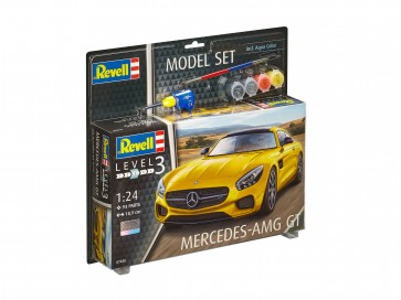 Revell 67028 - Model Set Mercedes-AMG GT