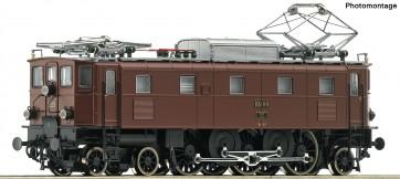 Roco 72293 - E-Lok Ae 36II Snd. braun SBB