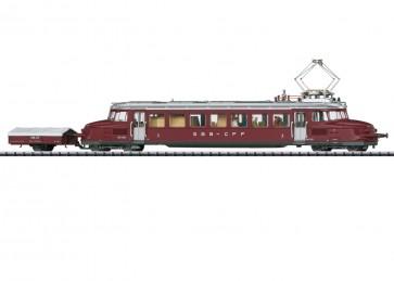 Trix 22867 - Triebwagen Roter Pfeil m.Häng