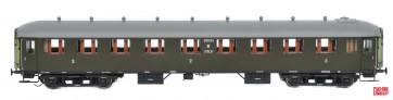 Exact train EX10009 - PKP BChxz 012 234 groen