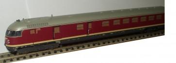 Arnold HN2001 - 4-delige dieseltrein Helvetia