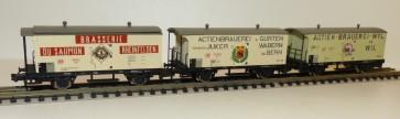 Arnold HN6020 - 3 bierwagens