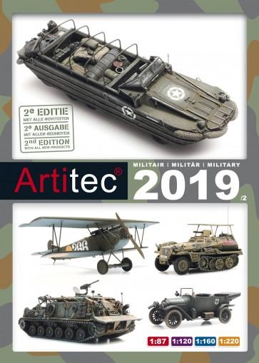 Artitec 013 - Catalogus militair  ---