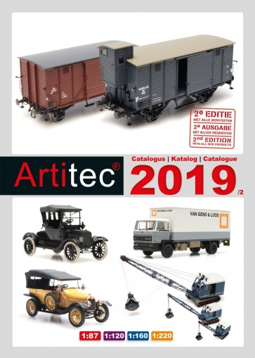 Artitec 012 - Catalogus civiel  ---
