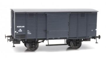 Artitec 20.216.03 - CHD 4m 9969, vaal grijs, transito-T, hoeksteunen, II-IIIa  train 1:87