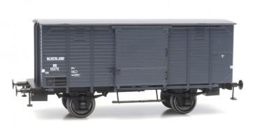 Artitec 20.216.02 - CHD 4m 9634, grijs, transito-T, hoeksteunen, II-IIIa  train 1:87
