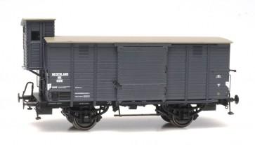 Artitec 20.217.02 - CHD 4m 6816, grijs, schroef- en snelrem, II  train 1:87