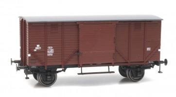 Artitec 20.218.13 - CHD 5m 8821, bruin, RIV, IIIb-c  train 1:87