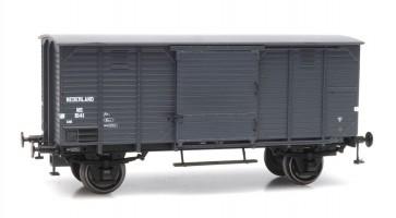 Artitec 20.218.01 - CHD 5m 8141, grijs, hoeksteunen, IIIb-c  train 1:87