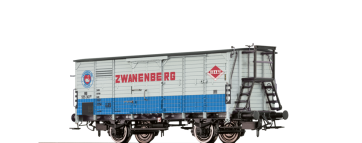 Brawa 49061 - H0 GÜW G10 NS III Zwanenberg