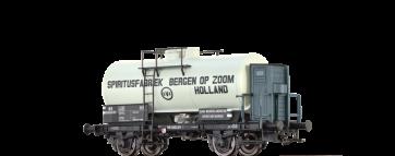 Brawa 49213 - H0 Ketelwagen NS, Spiritusfabriek Bergen op Zoom