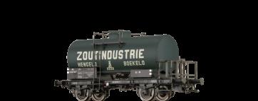 Brawa 67516 - Ketelwagen Zoutindustrie NS III