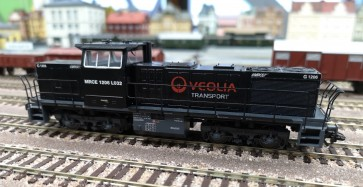 "Trix 22319.4 - Nederlandse dieselloc ""Veolia"" OP=OP!"