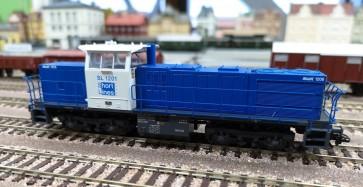 """Trix 22319.3 - Nederlandse dieselloc """"Shortlines"""" OP=OP!"""