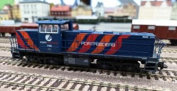 "Trix 22319.1 - Nederlandse dieselloc ""Portfeeders"" OP=OP!"