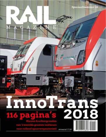 Rail Magazine - InnoTrans 2018