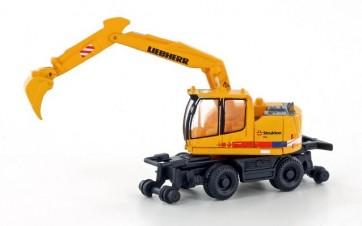 Lemke MIS-LC4260-1 - Liebherr Rail Compact Strukton