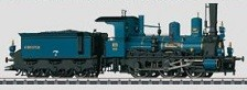 Marklin 31806.2 - Beierse stoomloc B VI uit set 31806