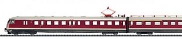 Trix 22625 - Driedelig elektrisch treinstel BR56 OP=OP!