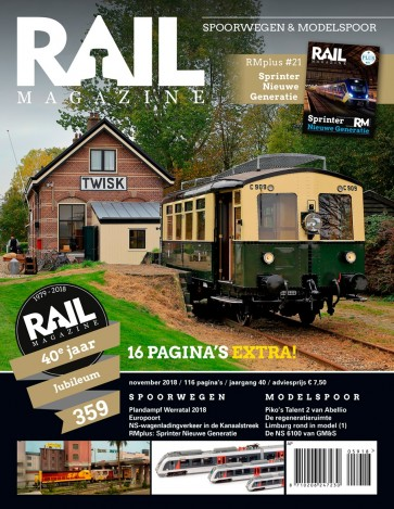 Rail Magazine 359