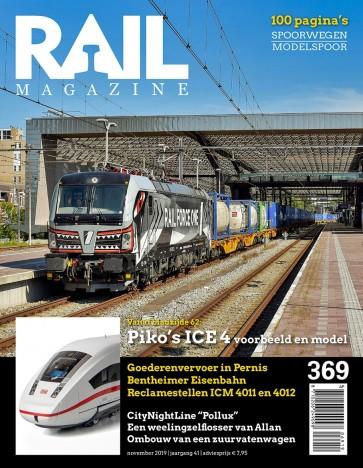 Rail Magazine 369