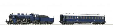 Roco 61472 - Zugset S3/6+Salonwag Kbay Snd. OP=OP!