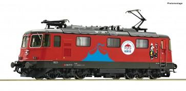"""Roco 71402 - E-Lok 420 294 SBB """"Knie"""" Snd."""