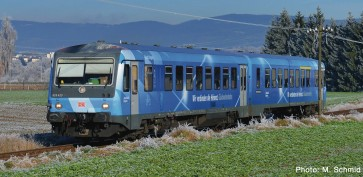 Roco 72076 - Dieseltriebzg.BR628.4 Bayern