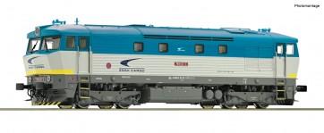 Roco 72968 - Diesellok Rh 752 ZSSK