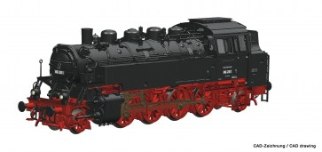 Roco 73026 - Dampflok BR 86 DRG