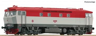 Roco 73123 - Diesellok T478.2 CSD Snd.