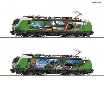 """Roco 73951 - E-Lok BR 193 SETG """"Alpen"""""""