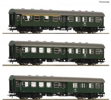 Roco 74184 - Set Umbauwagen 4a. DB