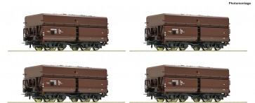 Roco 76063 - 4er Set Erzwg. + Erz ÖBB