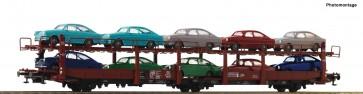 Roco 76459 - Autotransportw. DB + VW