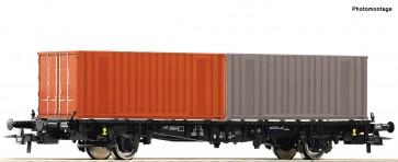 Roco 76787 - Containertragwag. 2a. DR