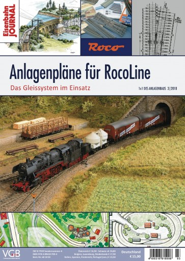 Roco 81390 - Railplanboek voor RocoLine