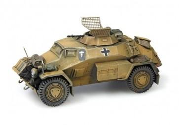 Artitec 387.105 YW - WM Sd. Kfz 221 4-Rad MG34 Gb.  ready 1:87