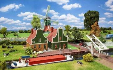 Faller 190653 - Set Zaanse Schans NL